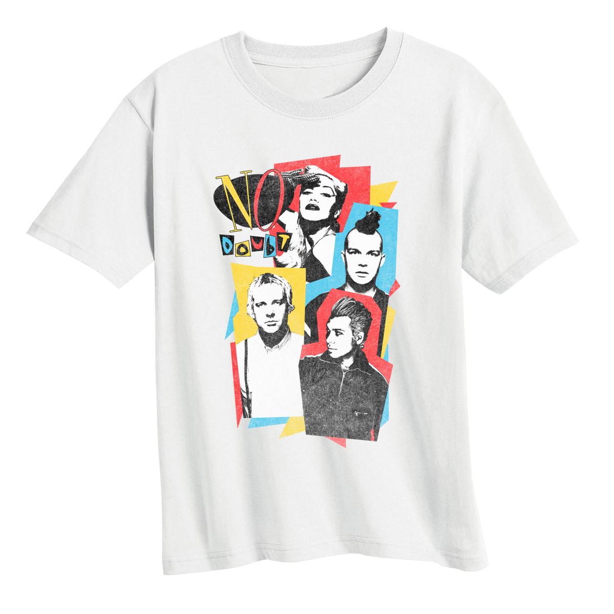 Abstract Band Photo Youth T-Shirt