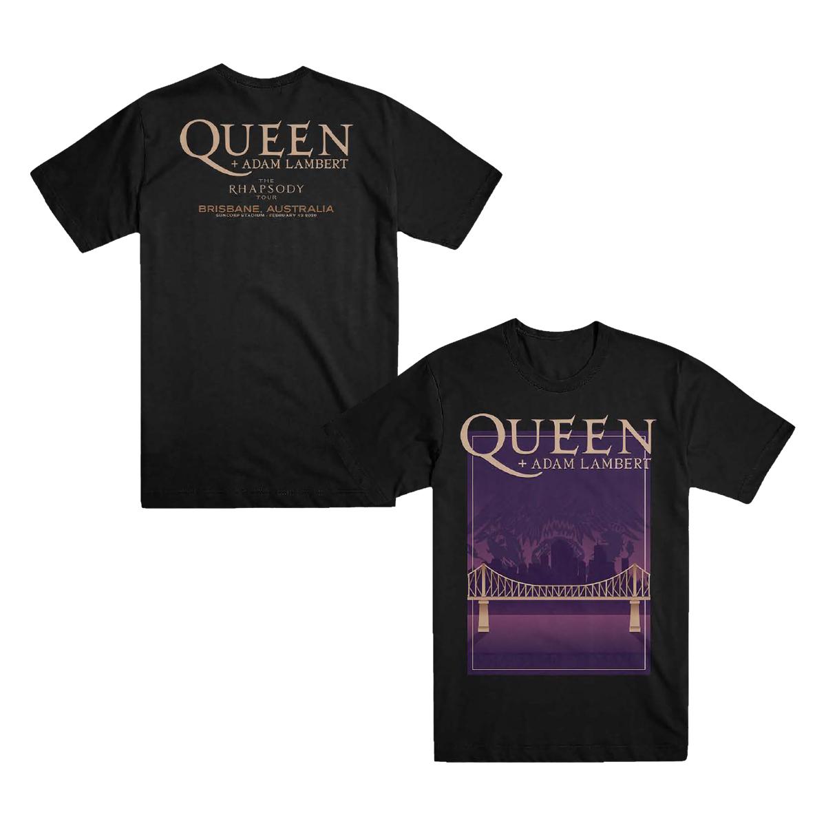 2020 Brisbane Event T-Shirt