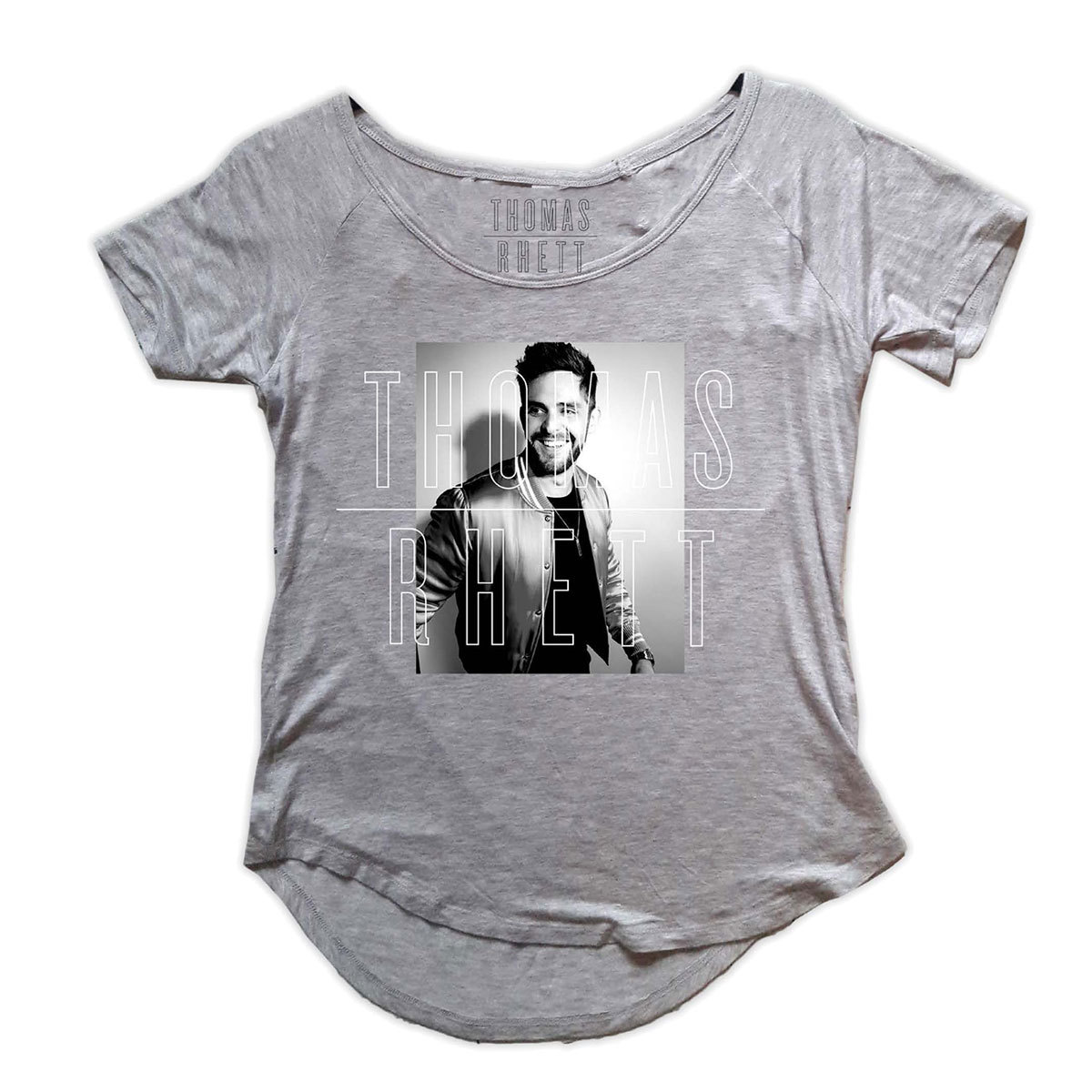 Gray Junior's Photo Tee