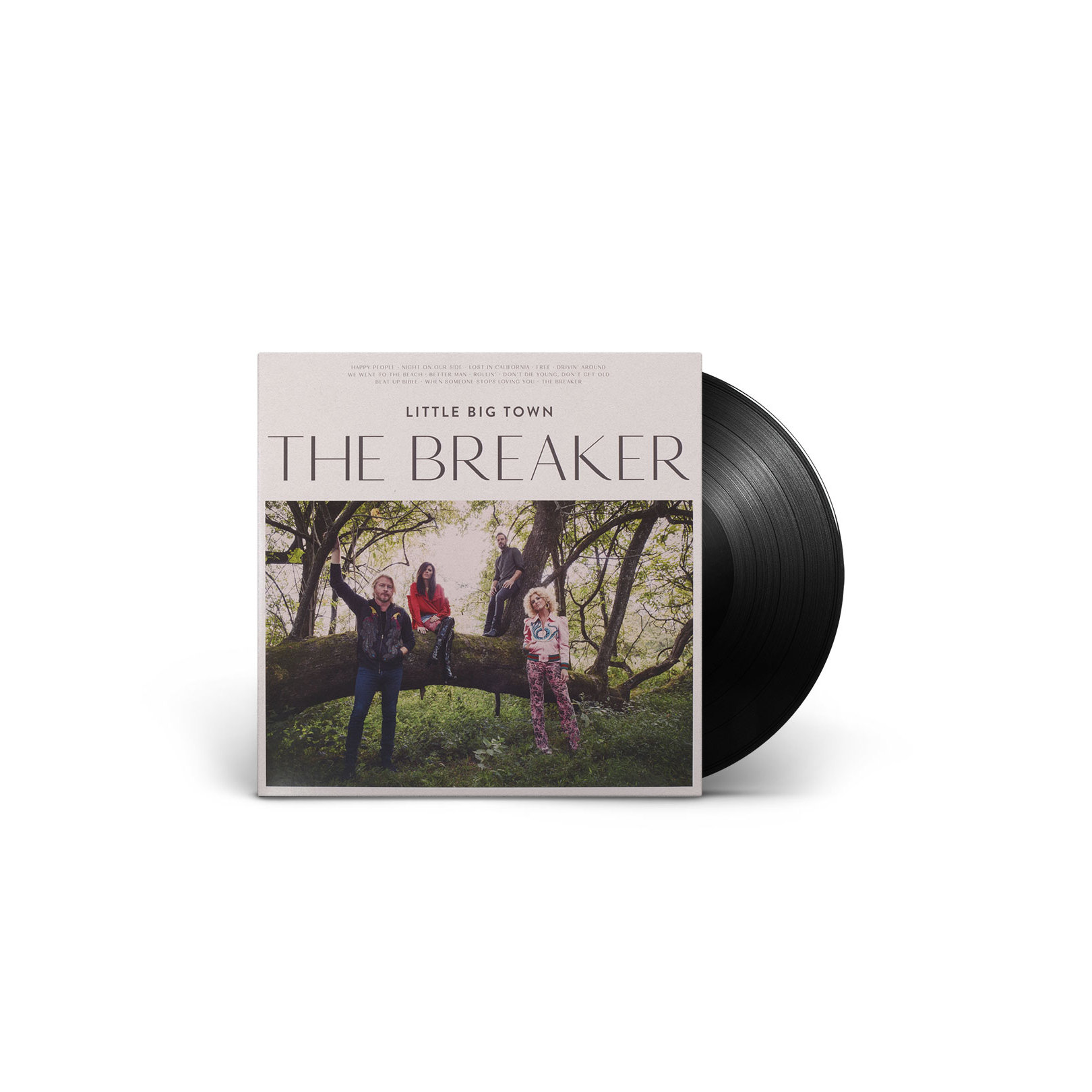 Little Big Town The Breaker Vinyl