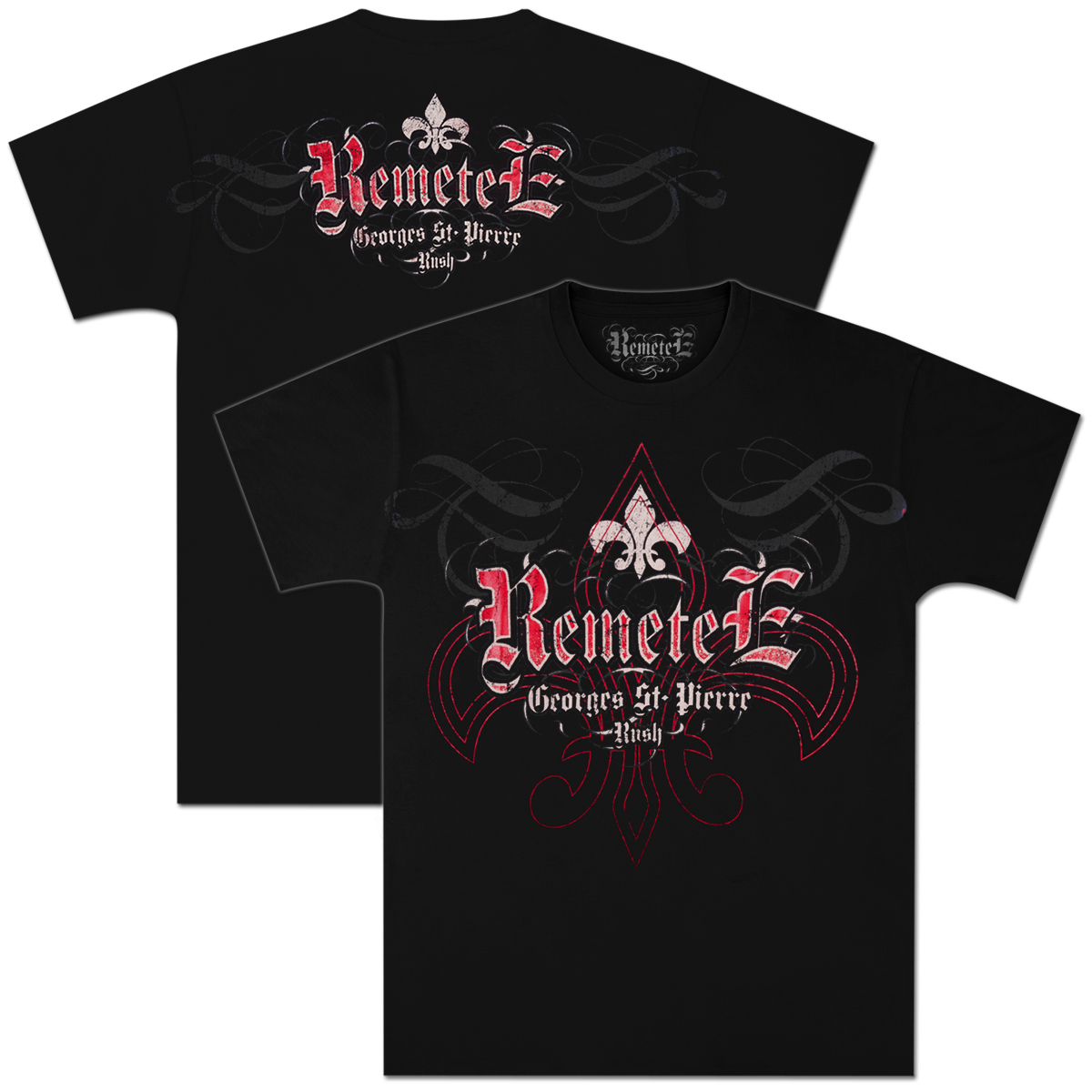 Georges St Pierre REMETEE T-Shirt