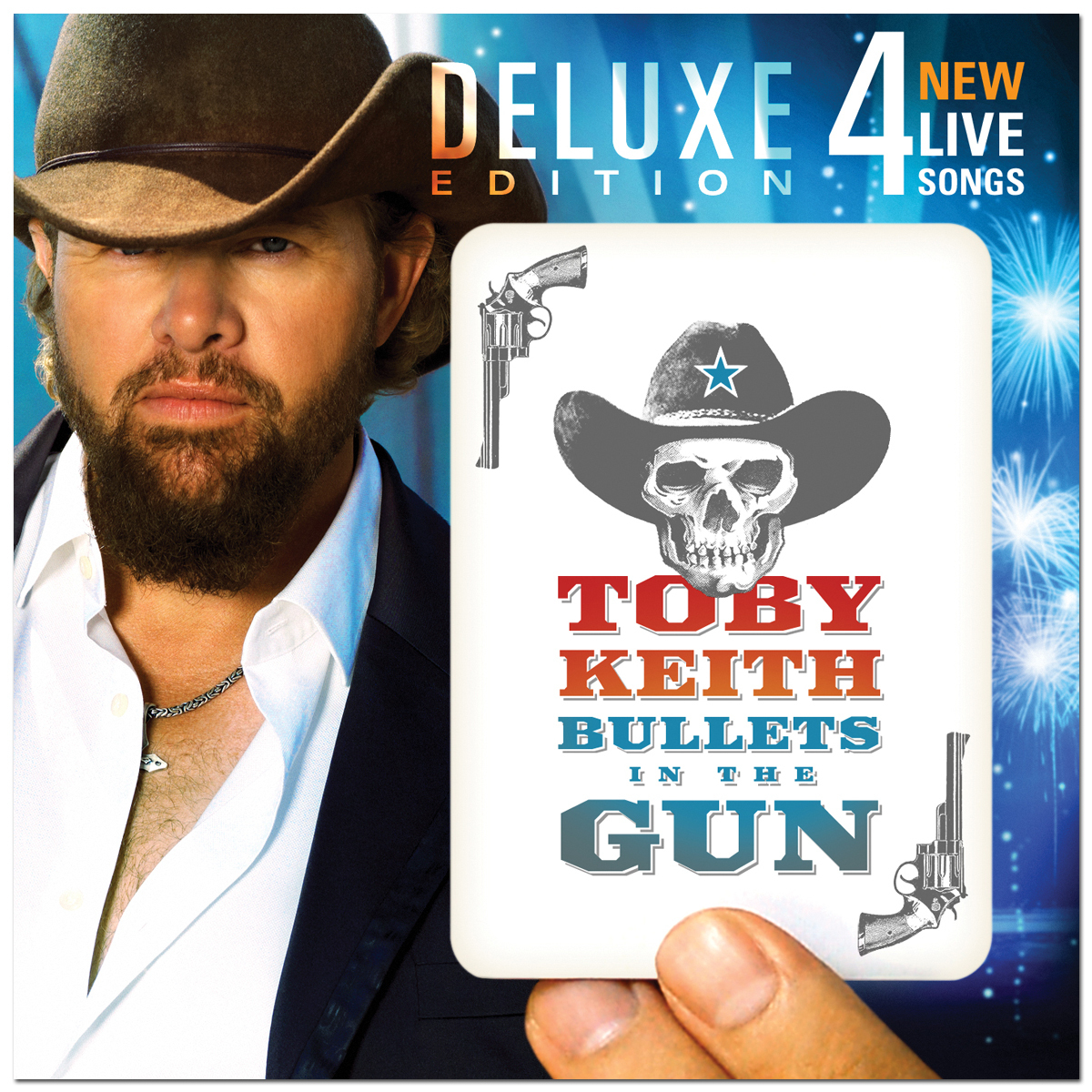 Toby Keith - Bullets In The Gun - Deluxe Package - MP3 Download