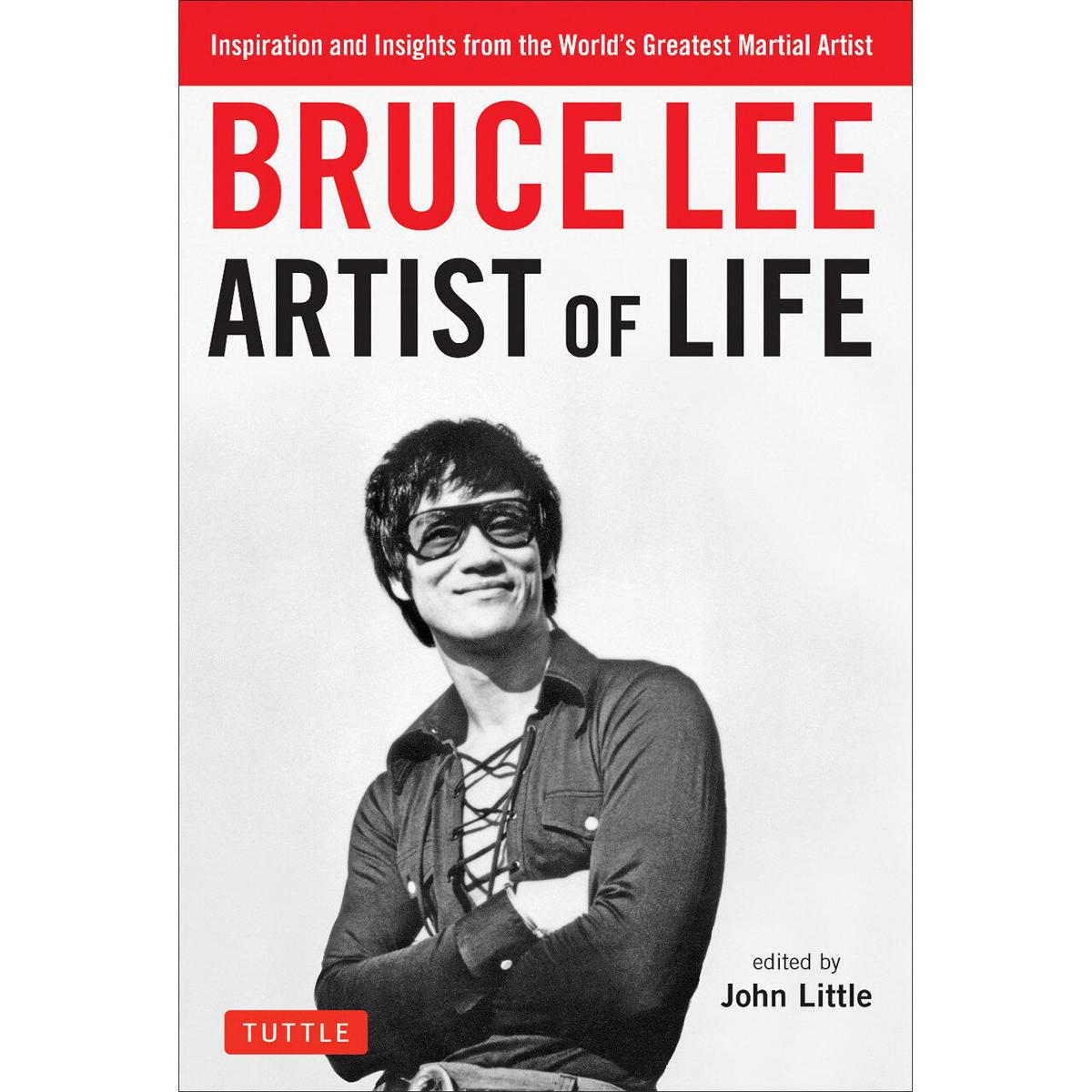 XL Bruce Lee Artist of Life Book
