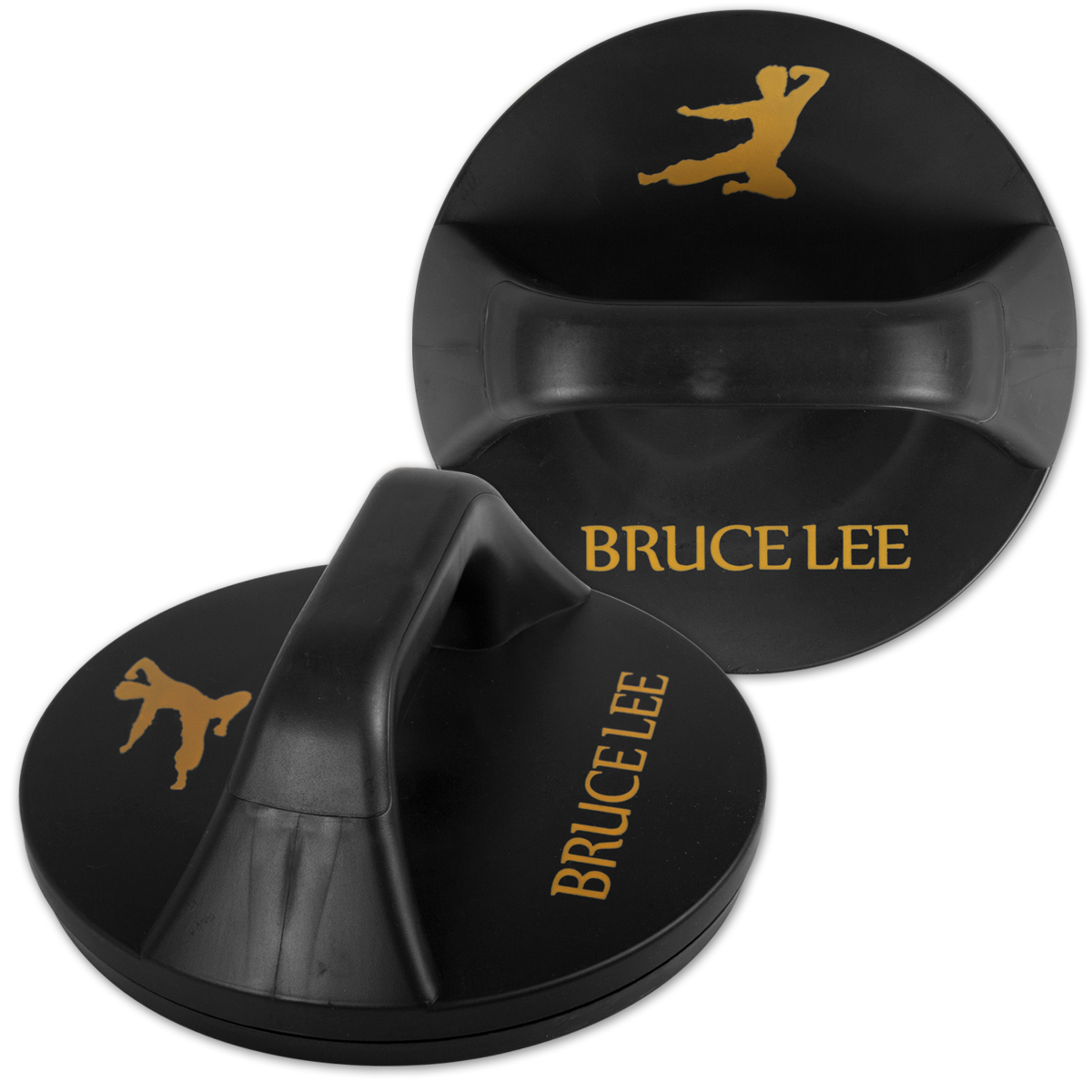 Bruce Lee Signature Rotating Push Up Stands