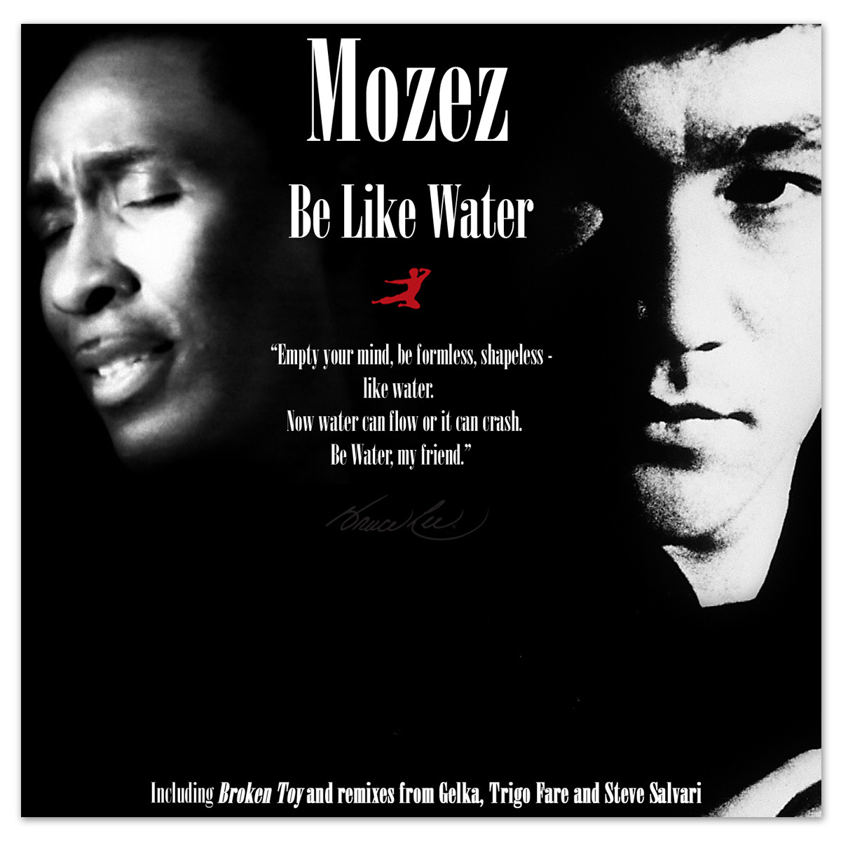 Be Like Water Single