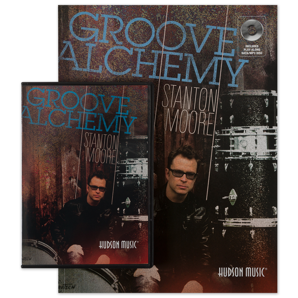 Stanton Moore 'Groove Alchemy' Book DVD Combo Pack
