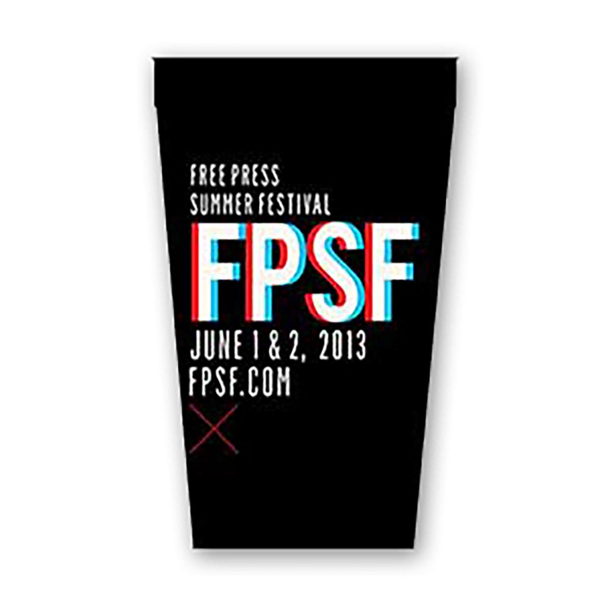 FPSF 22oz Stadium Cup