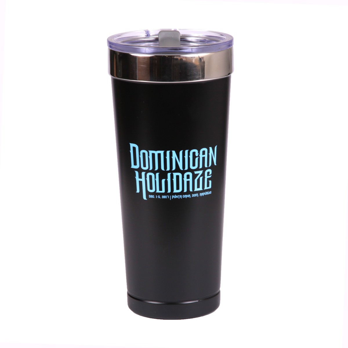 Insulated Tumbler w/ Lid