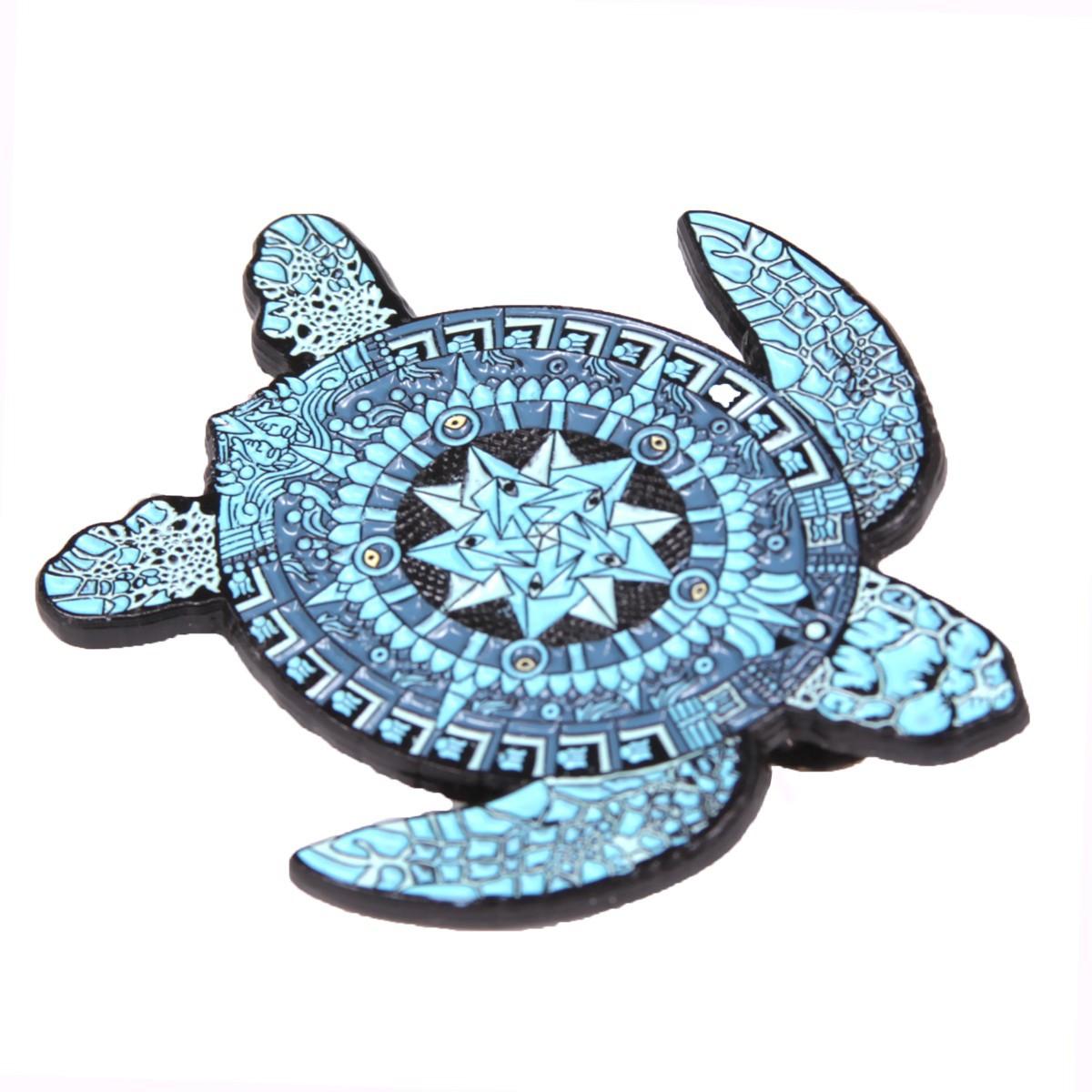 Xlusiv Turtle Pin 2017