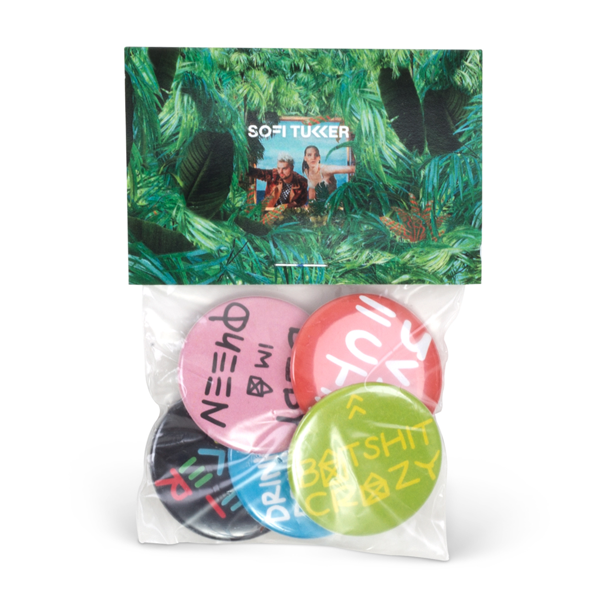 Sofi Tukker Treehouse Button Pack