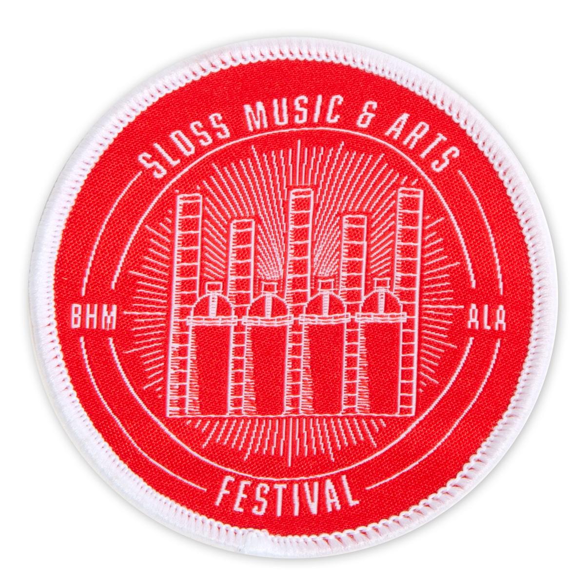 Sloss Music & Arts Festival 2018 Patch