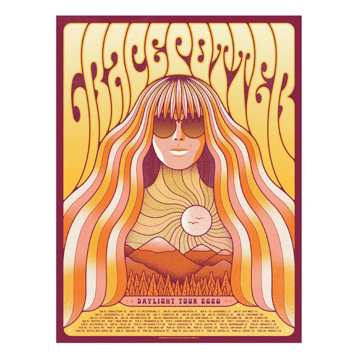 Daylight Tour Poster