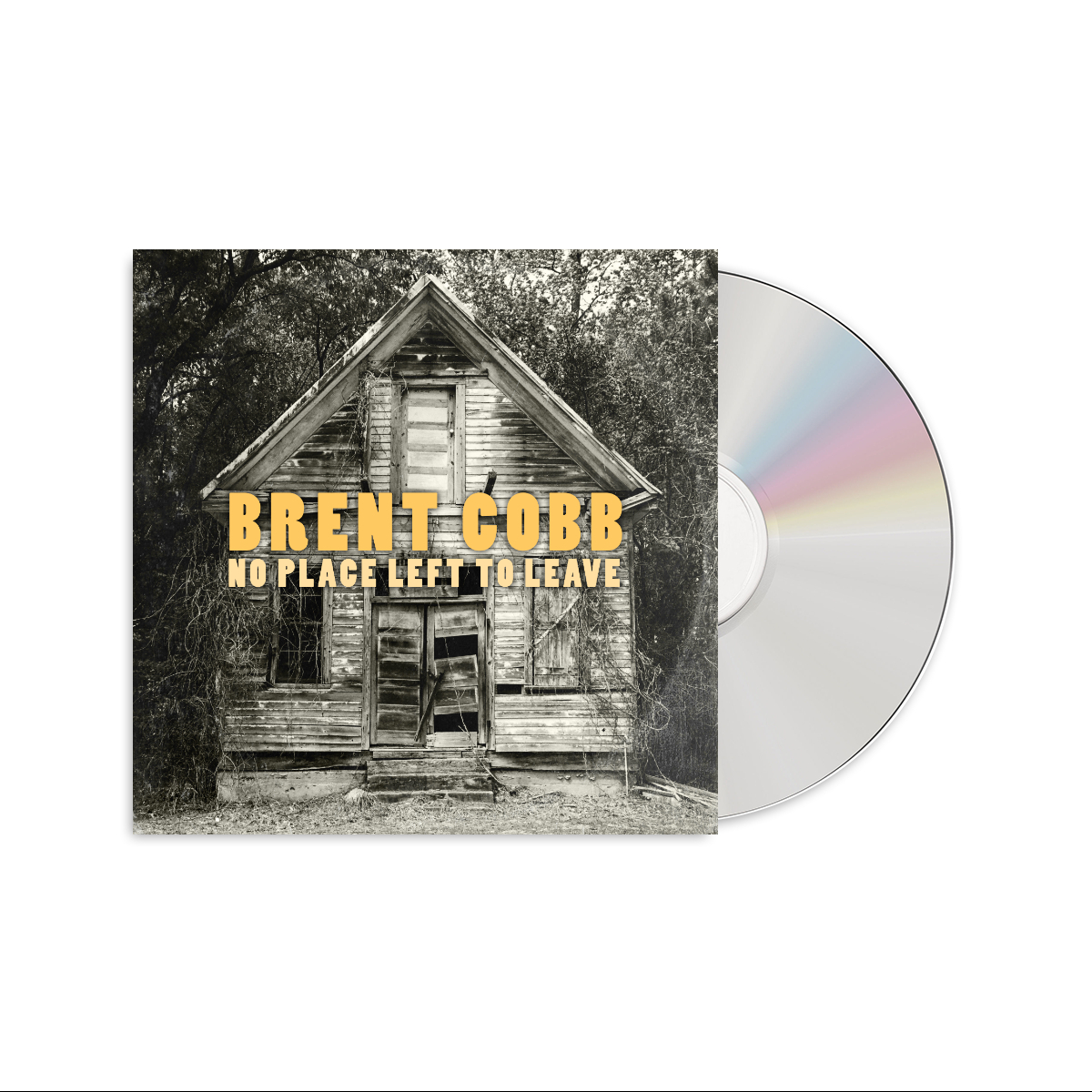 No Place Left to Leave CD