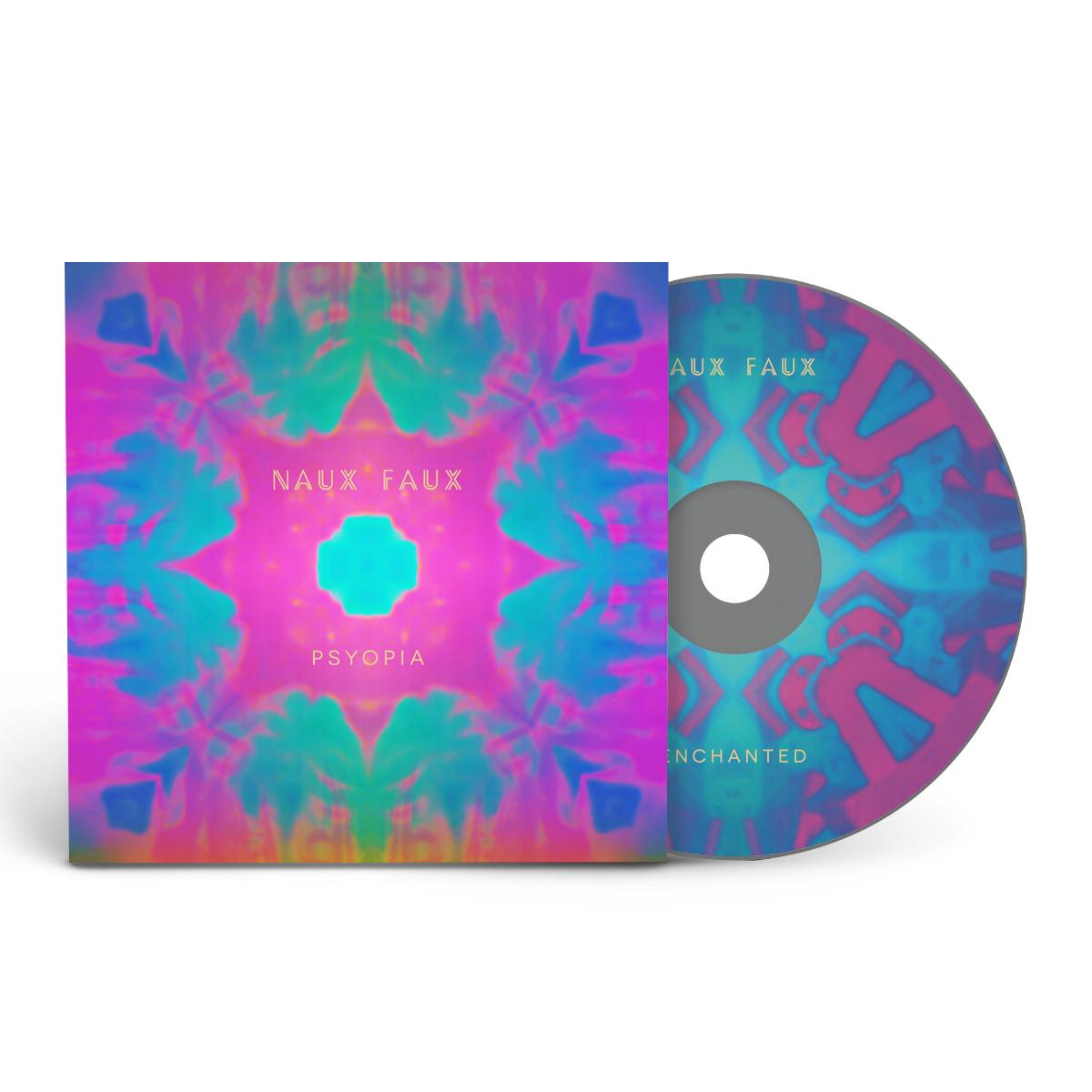 Naux Faux - Enchanted CD