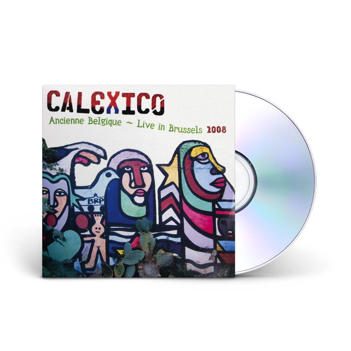 Ancienne Belgique CD