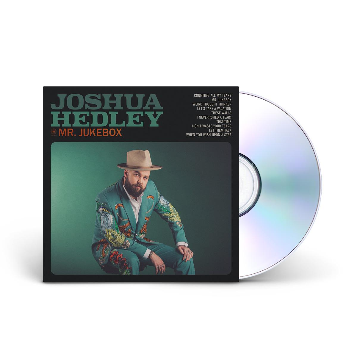 Joshua Hedley - Mr. Jukebox CD