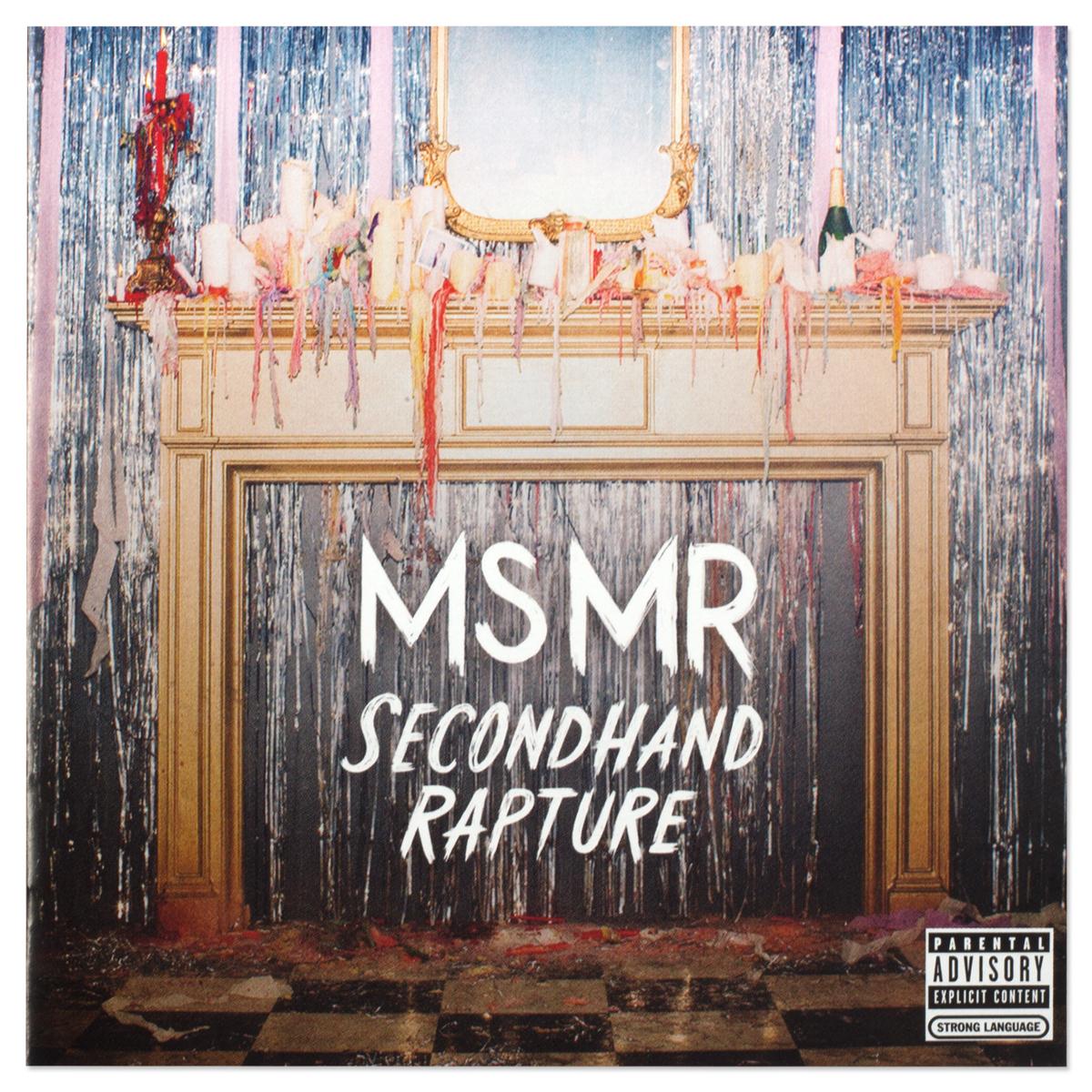 MSMR Secondhand Rapture CD