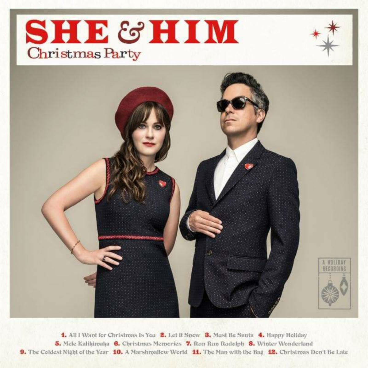 Christmas Party CD