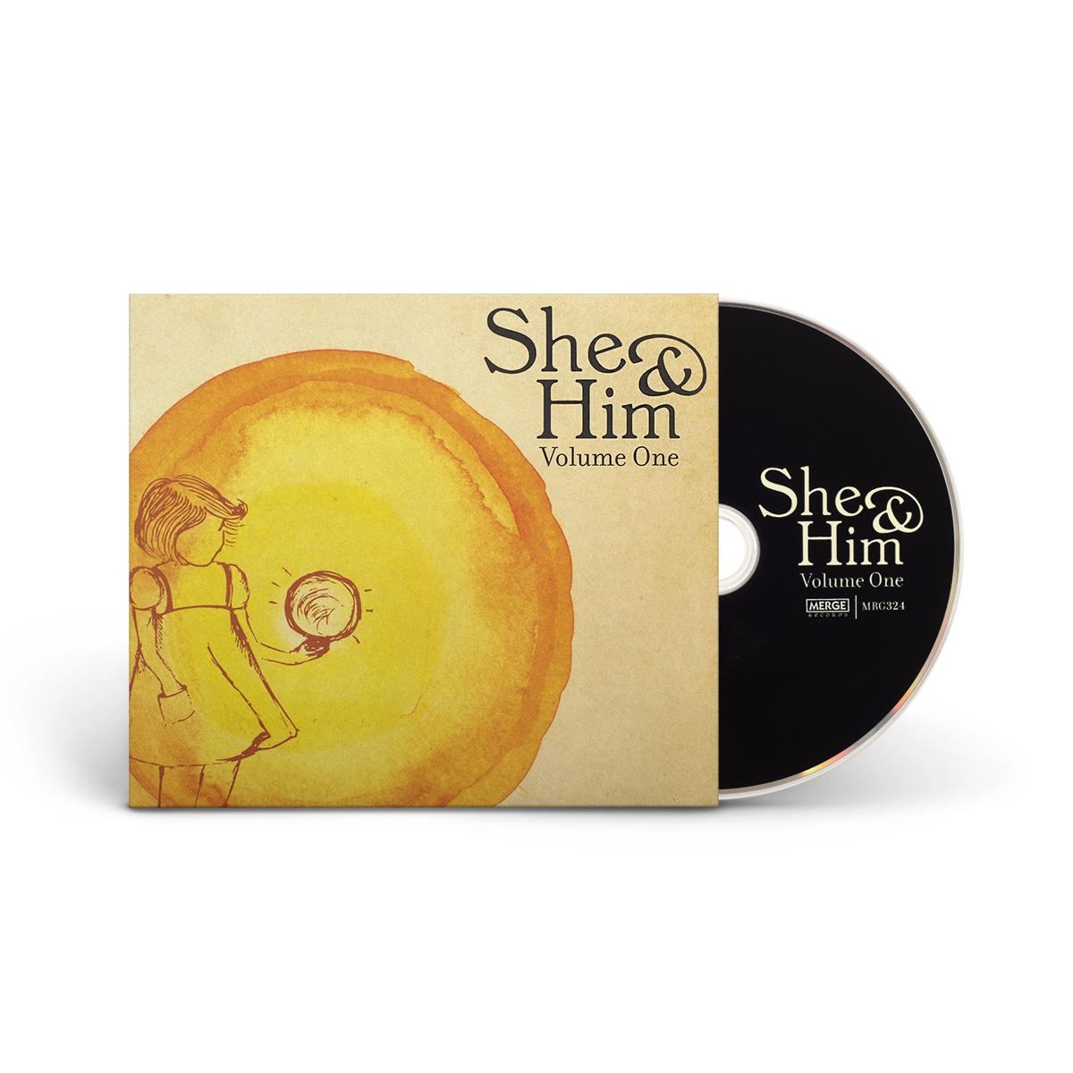 She & Him Vol. 1 CD