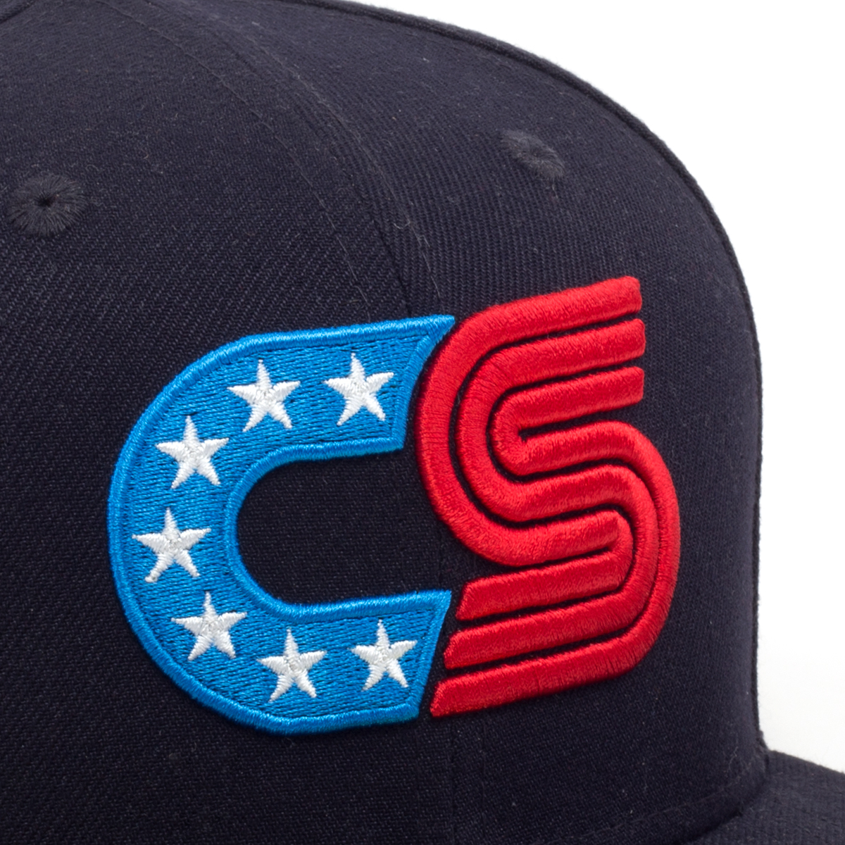 The CS Stars & Stripes Fitted Hat