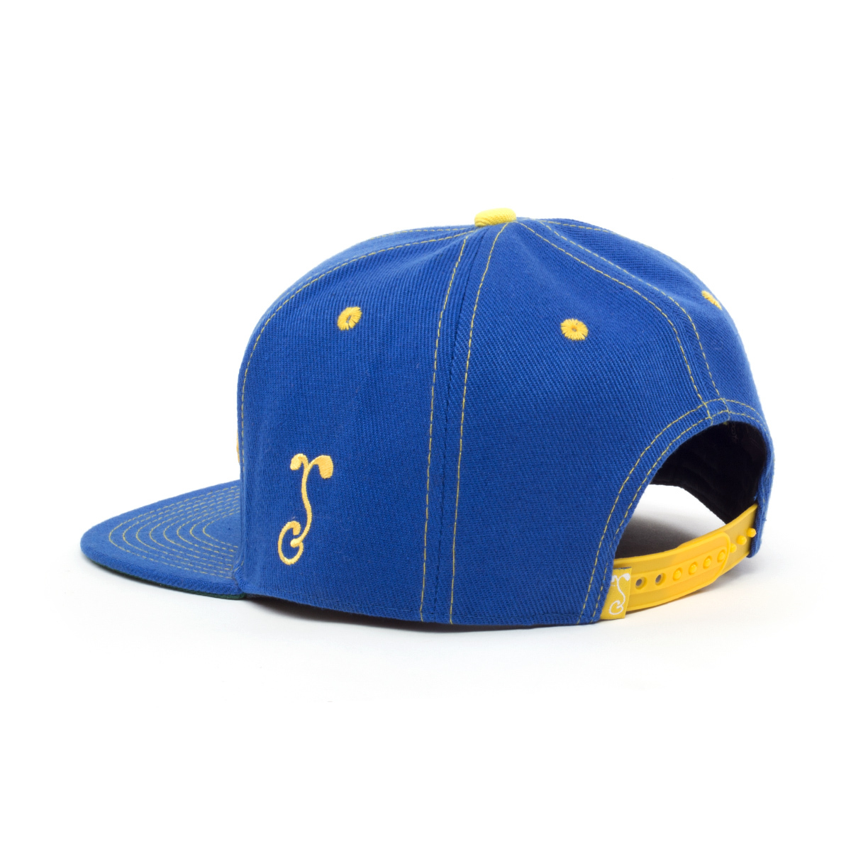 Blue Grassroots Hat