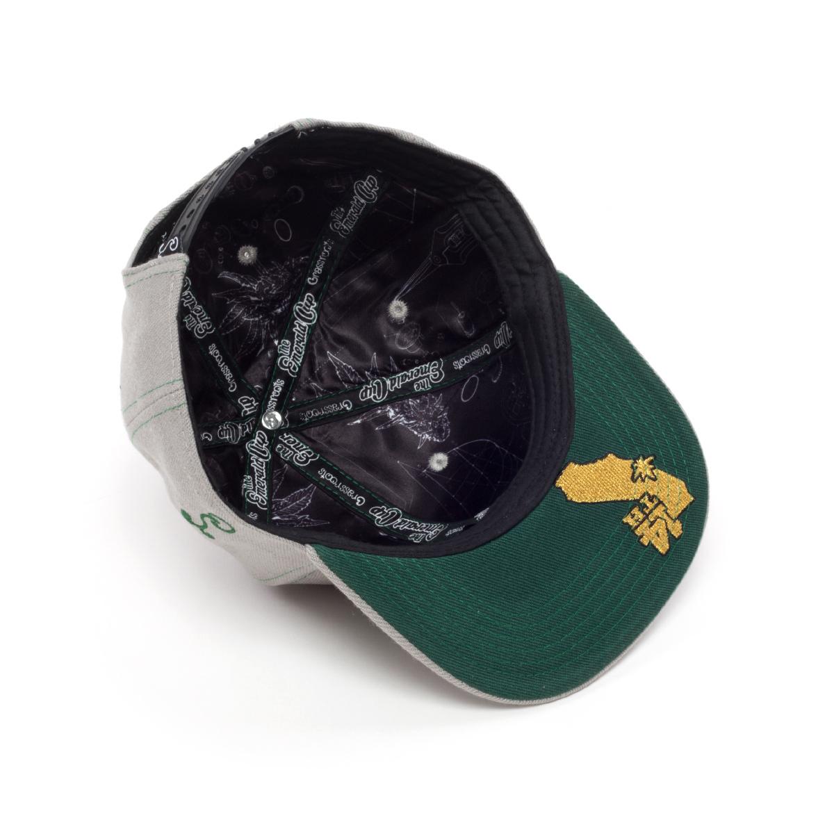 Grey Grassroots Hat
