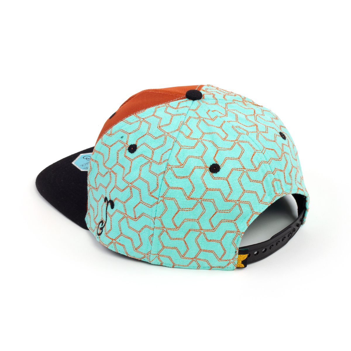 GRASSROOTS Turquoise Hat