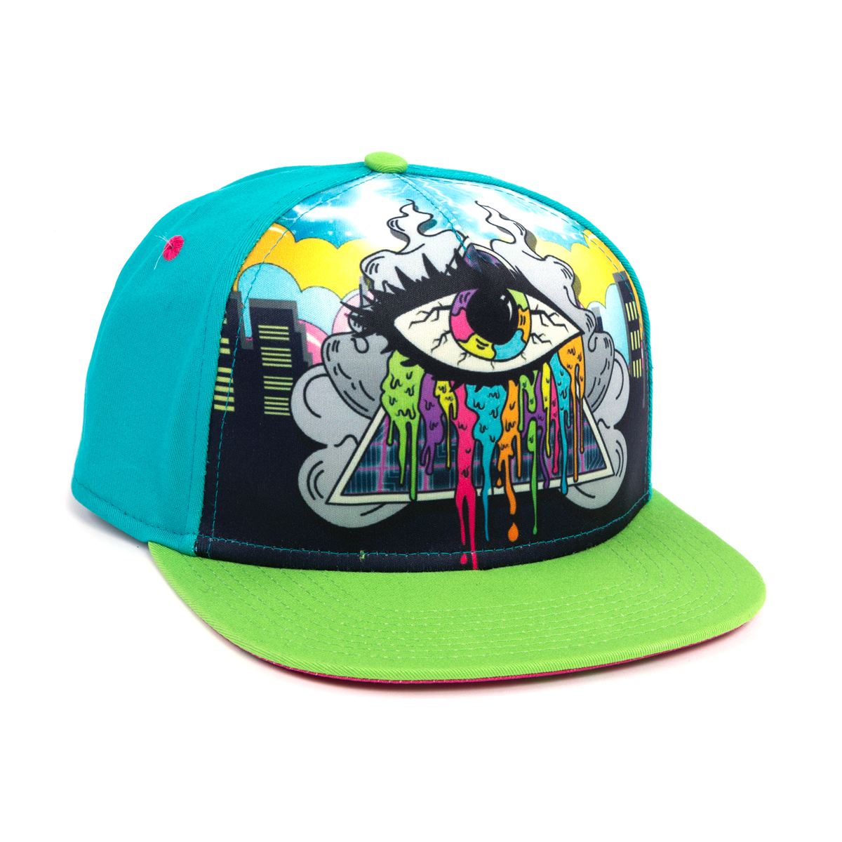 Hijinx Event Flat Brim Hat