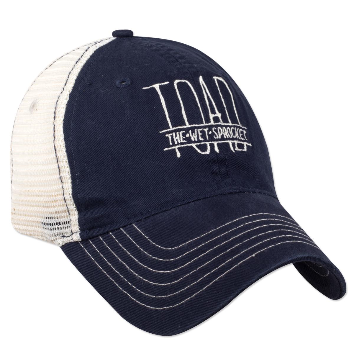 Toad The Wet Sprocket Mesh Trucker Hat