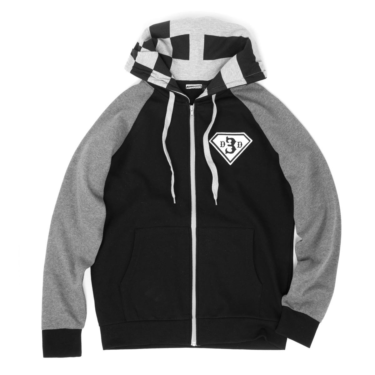 3 Doors Down Custom Black Hoodie
