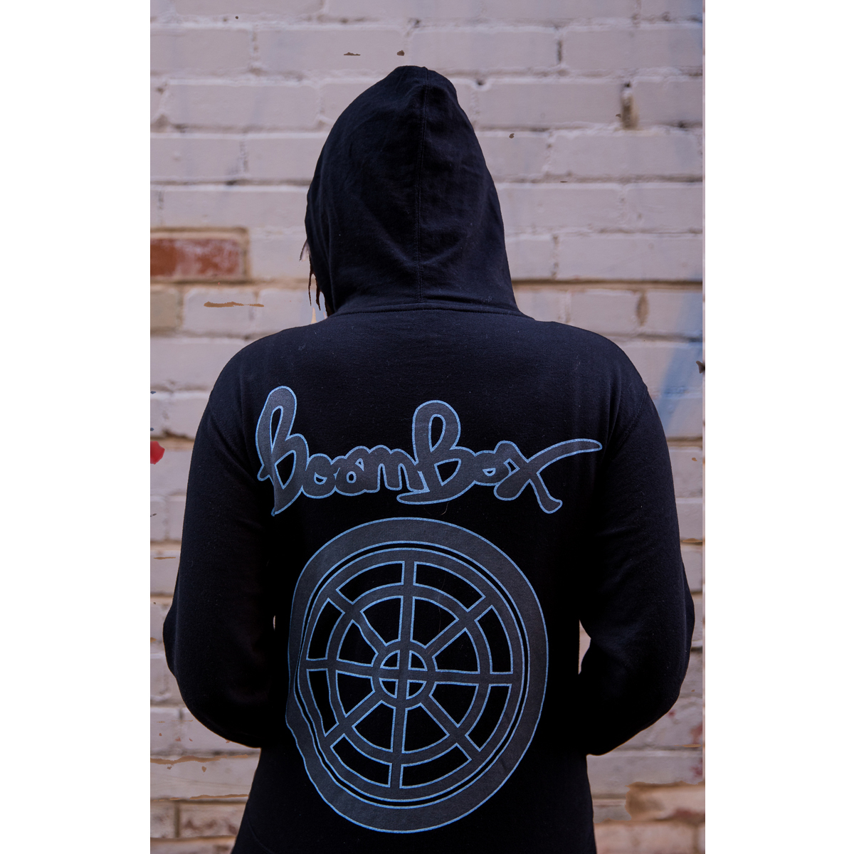 BoomBox Logo Unisex Hoodie