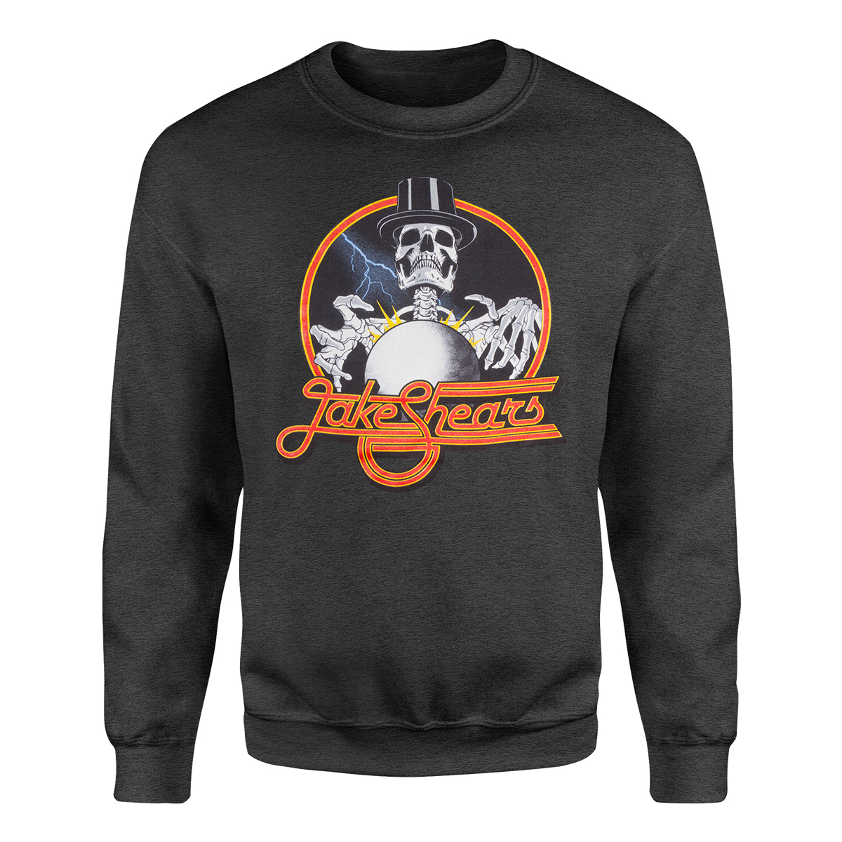 Skeleton Crewneck Sweatshirt