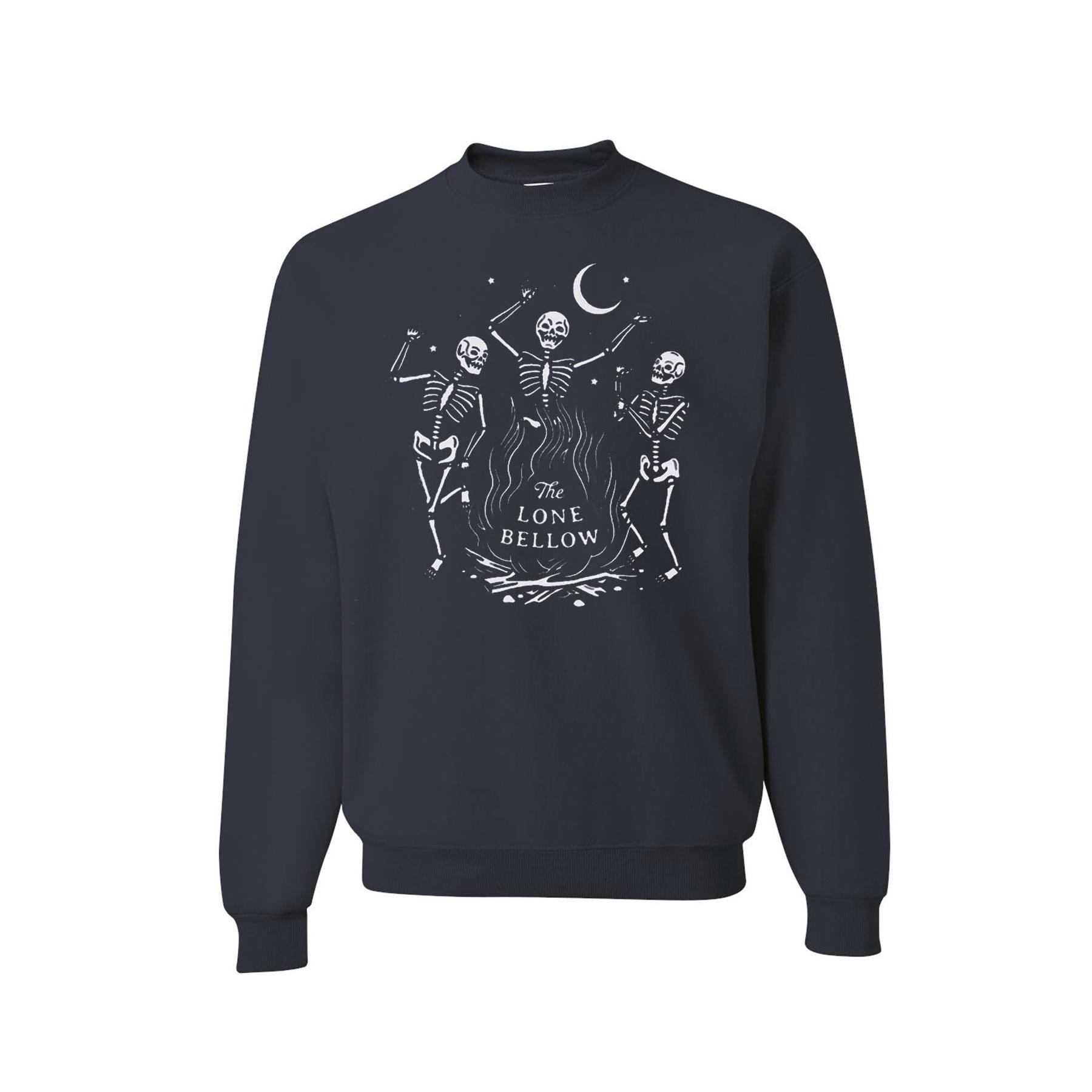 Unisex Skeleton Sweatshirt