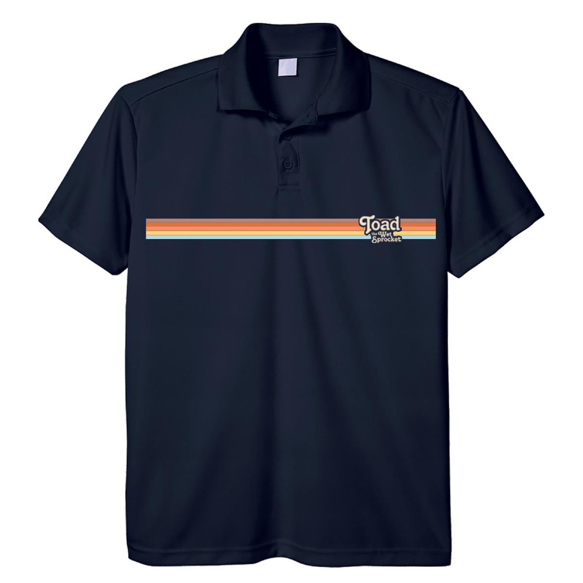 Rainbow Logo Polo