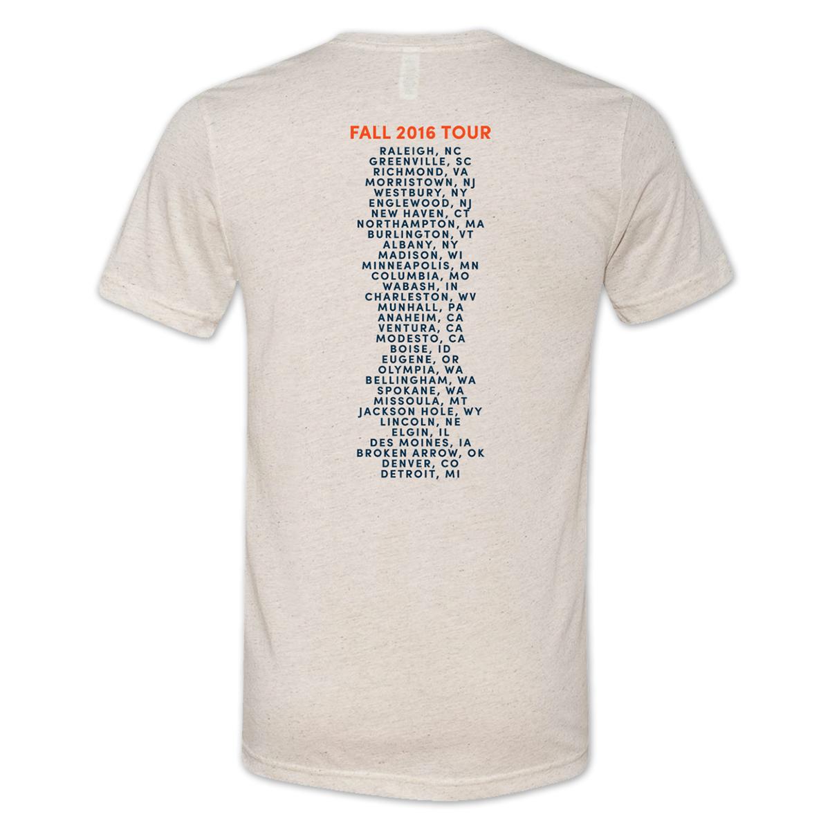 Ben Folds Fall Tour 2016 T
