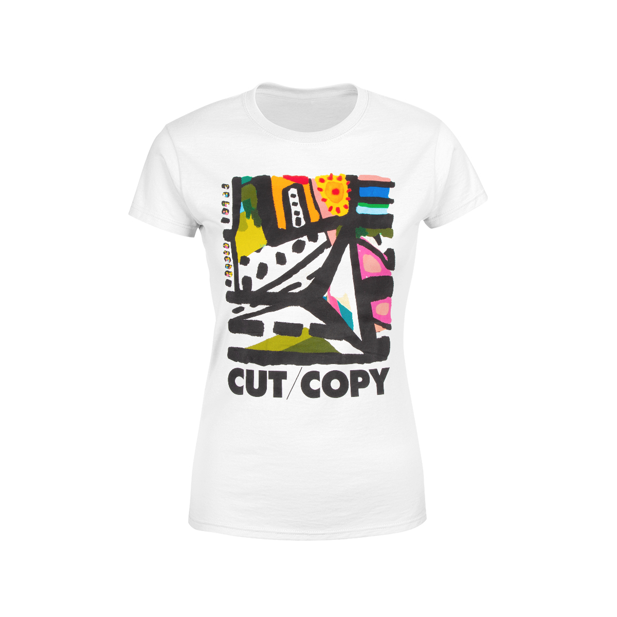 Cut Copy Women's Take Me Out T-Shirt