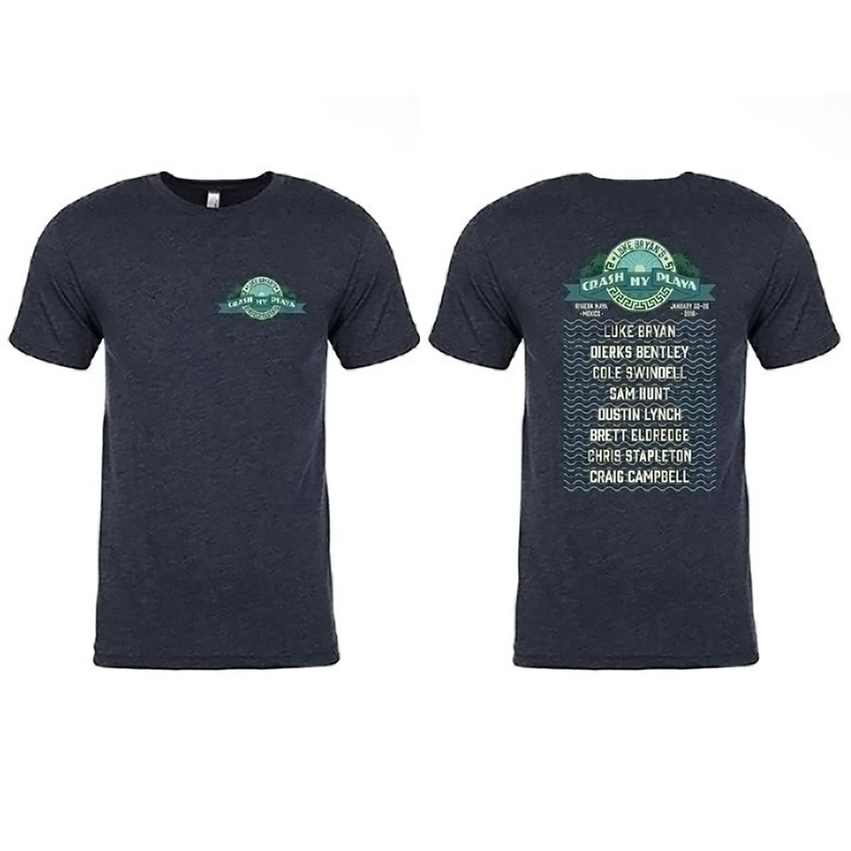Crash My Playa 2016 Men's Event T-Shirt
