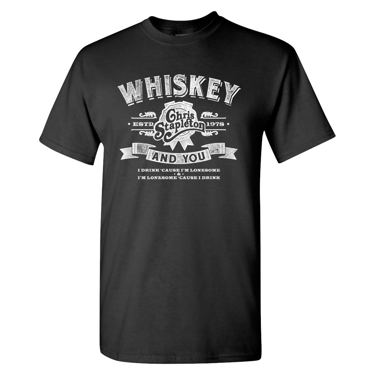 The Whiskey & You T
