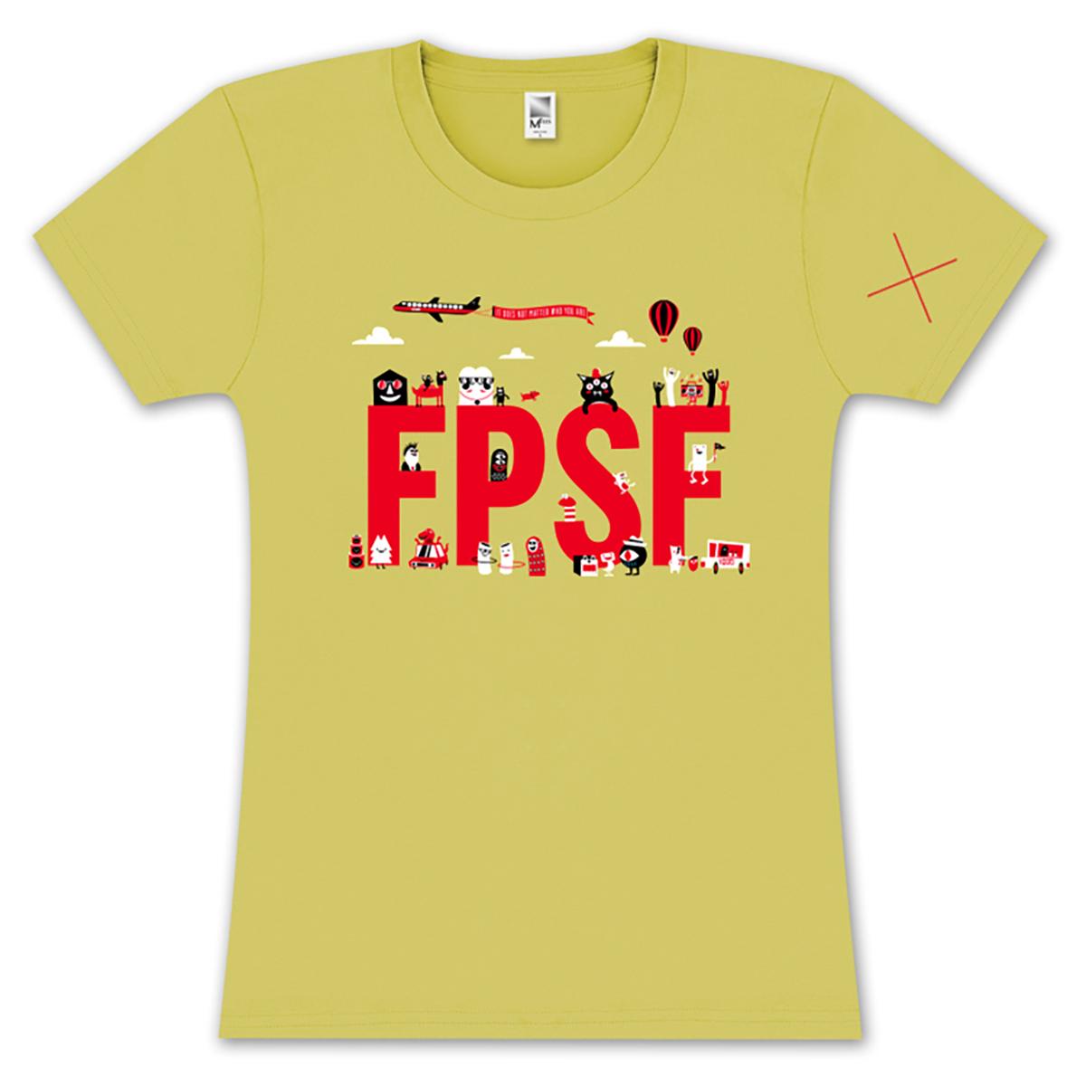 FPSF Festive Ladies T-Shirt