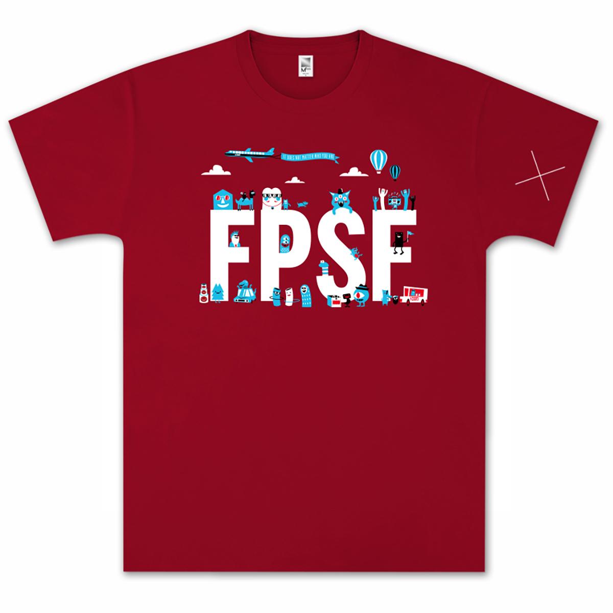 FPSF Festive Unisex T-Shirt