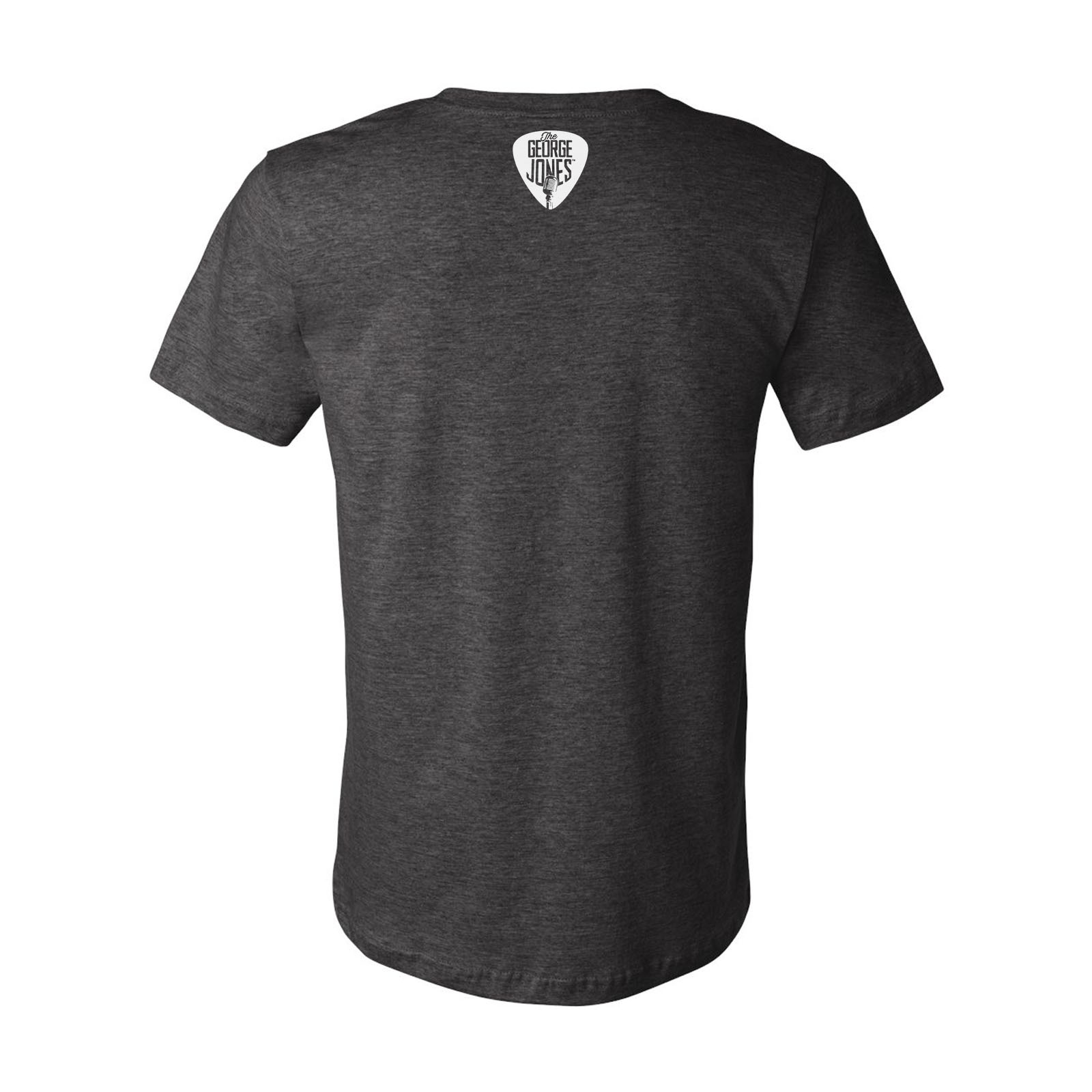 George Jones Lawnmower T-Shirt