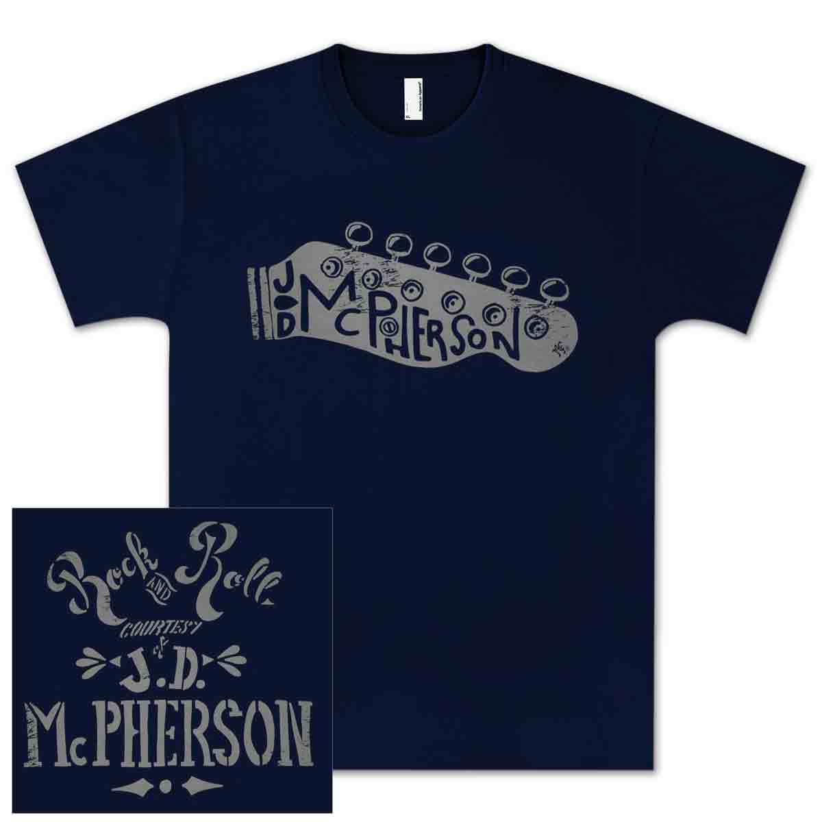 Jd mcpherson rock and roll t shirt shop the musictoday for Rock and roll shirt shop