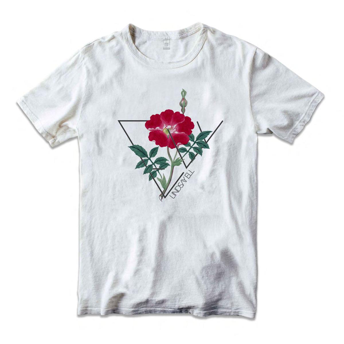 Rose Logo T-Shirt