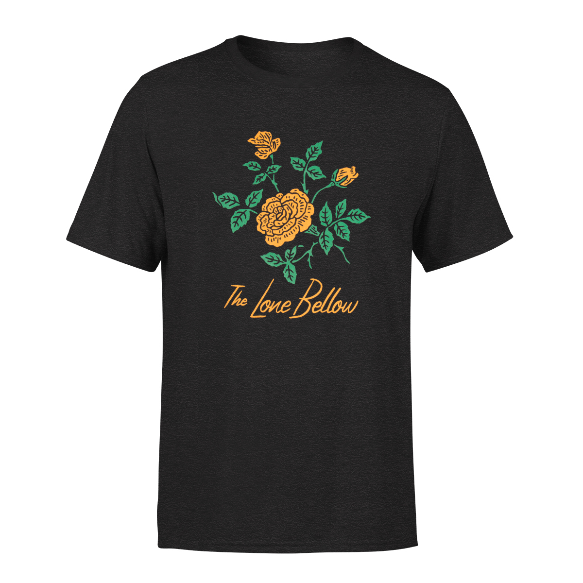 Unisex Yellow Rose Shirt