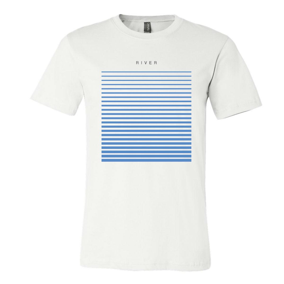 River T-Shirt - White