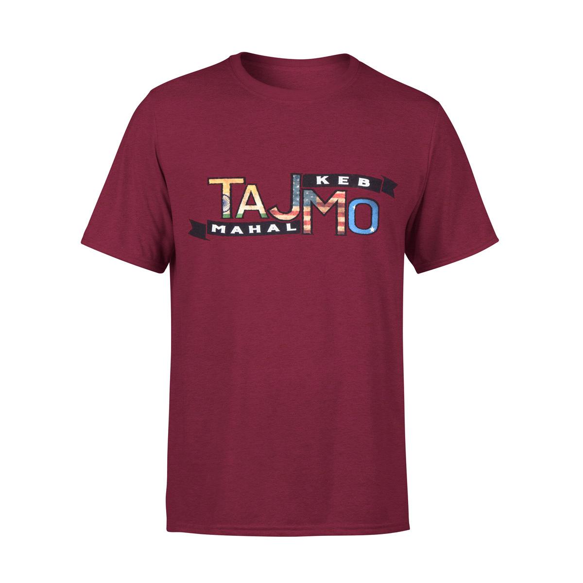 TajMo Cardinal Flag 2017 Tour Tee