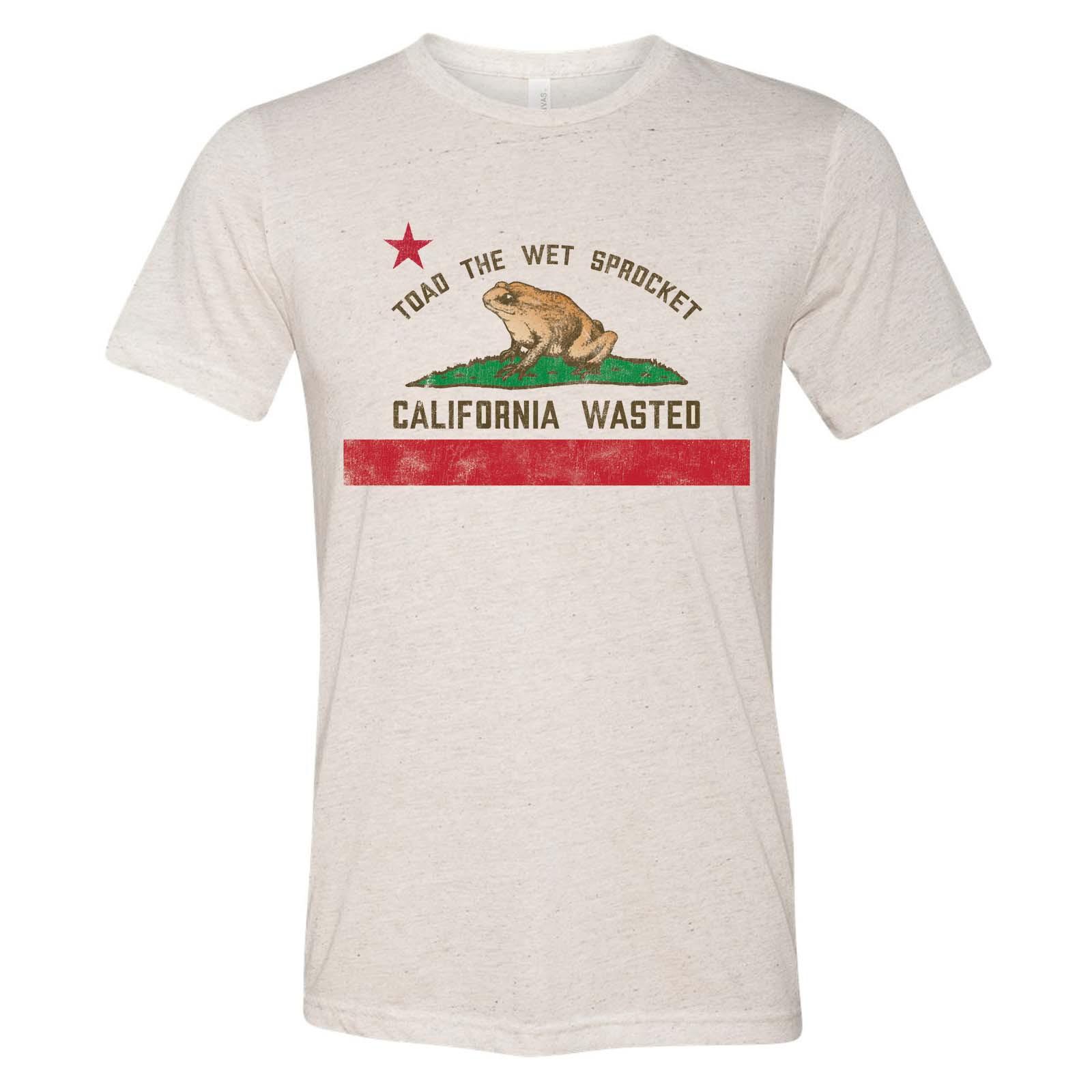 California Wasted T-Shirt