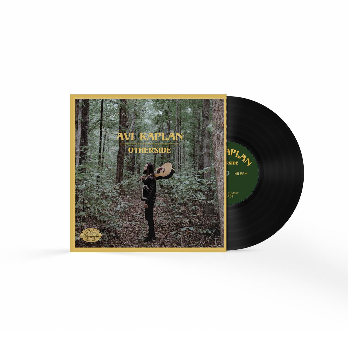 "Change on the Rise / Otherside 7"" Vinyl"