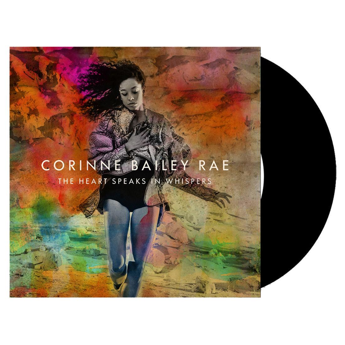 The Heart Speaks In Whispers Gate-fold Double Vinyl LP