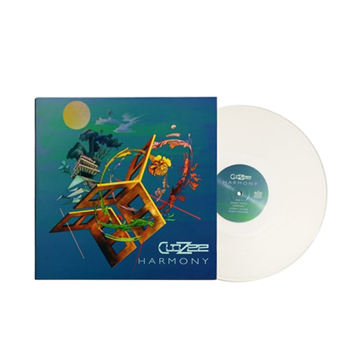 "Harmony EP – Limited Edition 12"" Vinyl"